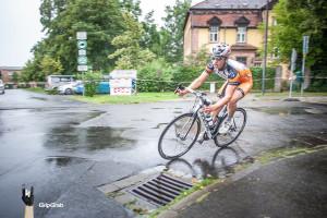 Jonas Latsch im Rennen der B/C-Klasse
